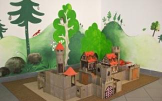 kindergeburtstag im amitola familiencaf in berlin. Black Bedroom Furniture Sets. Home Design Ideas