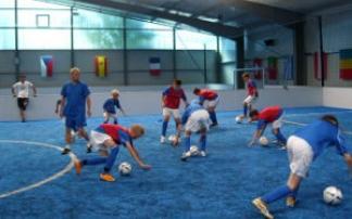 FussballCamp in der Kickerworld Berlin