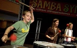 Samba Syndrom Berlin, © Landesmusikakademie Berlin, Foto: Michael Flascha