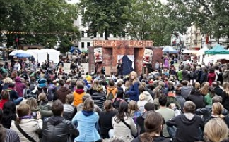 Internationales Straßentheater Festival in Berlin