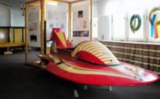 Das Wassersportmuseum in Berlin