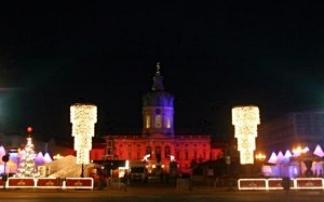 Weihnachtsmarkt am Schloss Charlottenburg in Berlin, © werbeteam berlin