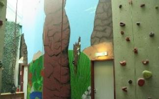 Kindergeburtstag in der BronxRock Kletterhalle