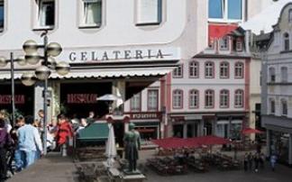 Eiscafé Brustolon in Koblenz