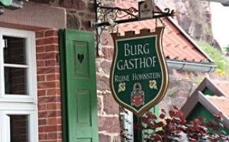 (c) Burgruine Hohnstein