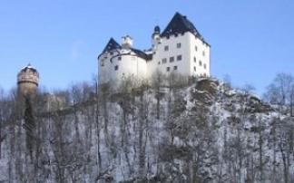 Weihnachtsmarkt auf Schloss Burgk