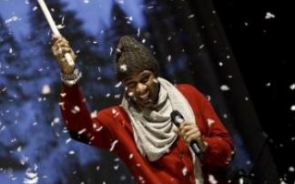Christmas Moments (c) Santana Musik Produktion