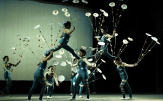 "Artisten beim Chinesischen Nationalcircus ""Feng Shui - Balace des Lebens"" (c) Schoregges Entertainment GmbH"
