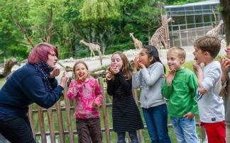 Hellabrunn München Kindergeburtstag