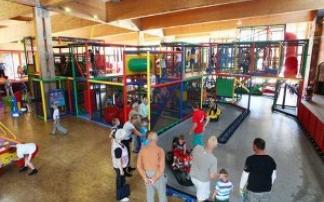 Kindergeburtstag im Dessolino in Dessau (c) Dessolino Dessau