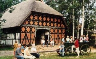 Das Freilichtmuseum erkunden (c) Freilichtmuseum Diesdorf