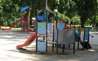 Spielplatz in Dresden-Rennersdorf