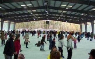 Kindergeburtstag in der Eishalle Gletscher in Harrislee (c) Hotel des Nordens GmbH