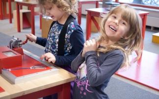 Kindergeburtstag im Extavium in Potsdam