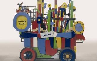 Orgel im Elztalmuseum Waldkirch