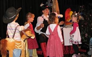 """""""Der gestiefelte Kater"""" im Galli Theater (c) Galli Theater Erfurt"""