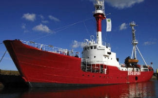 NABU Feuerschiff Borkumriff