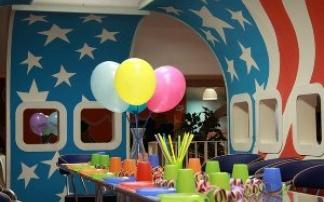 Kindergeburtstag im Halligalli Frankfurt/Zeil (c) Halligalli