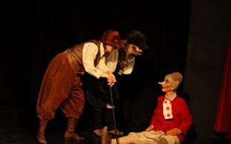 Pinocchio im Papageno Musiktheater (c) Antje Preiss