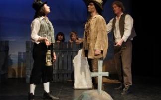 Tom Saywer und Huckleberry Finn