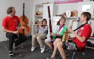 Klingendes Museum Berlin Kindergeburtstag