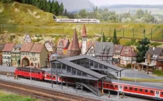 (c) Modellbahn-Zauber Friedrichstadt