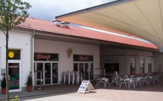 Eiscafe` Mario Gelato in Delitzsch