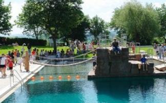 """Naturbad """"Terrano"""" in Gudensberg (c) Stadt Gudensberg"""