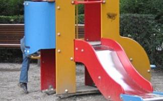 Spielplatz Schlehengarten in Hannover