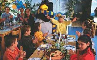 Kindergeburtstag im HANSA-PARK® in Sierksdorf