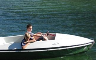 Bootsfahrt Hintersee