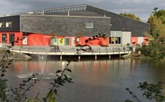 Eishalle in Ilmenau