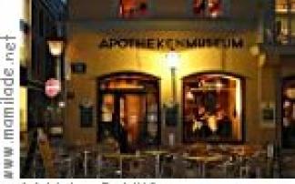 Sächsisches Apothekenmuseum Leipzig