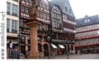 Parade der Kulturen in Frankfurt