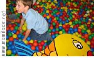 """Indoorspielpark """" Die Kinderstadt """""""
