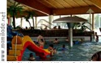 Kindergeburtstag im Freizeitbad Hildorado