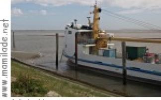 Hafen in Dornumersiel