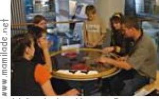 Kindergeburtstag im Deutschen Museum Bonn