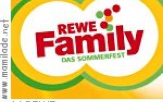 Rewe Family Sommerfest in Frankfurt