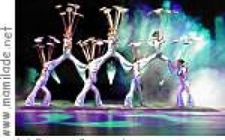 Der Grosse Chinesische Circus Hebei in Gera
