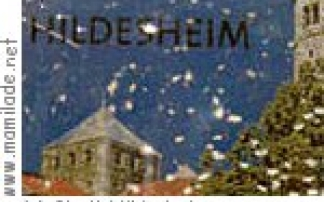 Winter in Hildesheim
