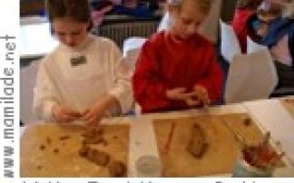Offene Kinderwerkstatt im Max Ernst Museum