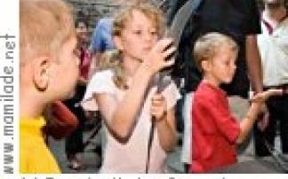 Kindergeburtstag im Museum Freudenthaler Sensenhammer