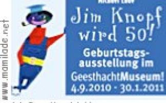 Geesthacht Museum Jim Knopf Ausstellung