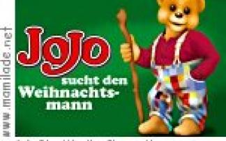 Stadthalle Chemnitz: Jojo sucht den Weihnachtsmann
