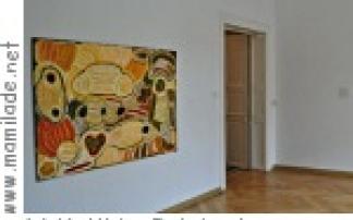"""""""Gemaltes Land – Aboriginal Art"""" im Kunstverein Talstrasse"""