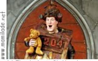"Theaterhaus Stuttgart - ""Ritter Rost ist krank"""