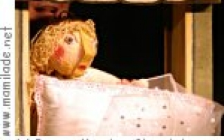 Puppentheater Sterntaler - Frau Holle