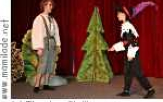 Kindertheater Burattino in Stollberg: Der gestiefelte Kater