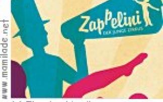 Zappelini - Der Junge Zirkus: Karfunkel in Nordhausen